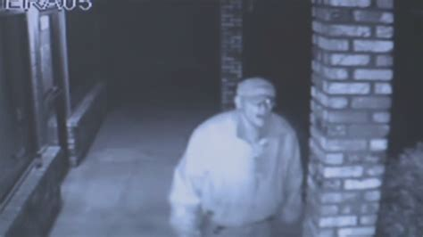 Thieves Get Caught On Video By The Same Security Cameras