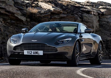 Aston Martin Received 3,000 Orders For the DB11
