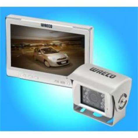 WAECO PerfectView complete reversing camera systems