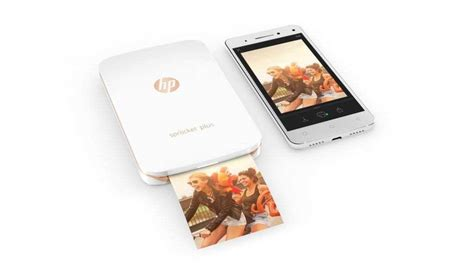 The new HP Sprocket Plus increases in size, now