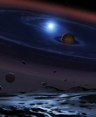 Real Tatooines? Evidence Found of Rocky Planet Formation