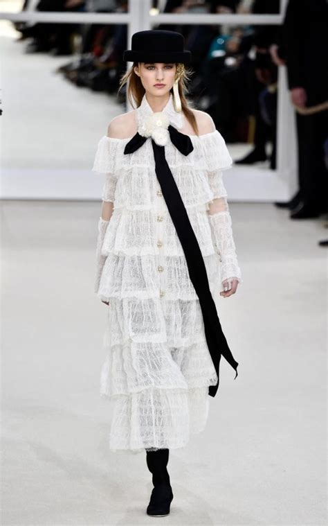 Karl Lagerfeld's 'phenomenal' Chanel collection