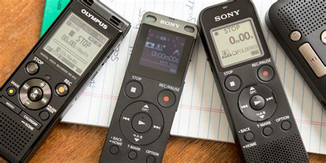 The Best Voice Recorder for 2020 | Reviews by Wirecutter