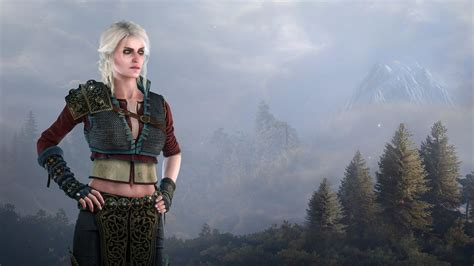 Alternative look for Ciri - The Official Witcher Wiki