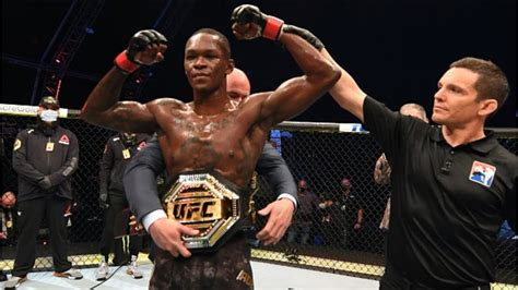 UFC 259: Israel Adesanya will chase two division gold in