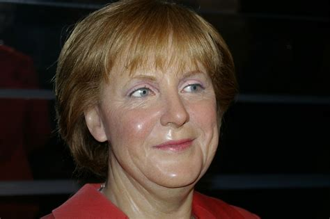 German Chancellor Angela Merkel finds time to scold Trump