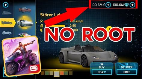 How to get unlimited 💸 money 🤑 on 💷 (Gangstar vegas) - YouTube