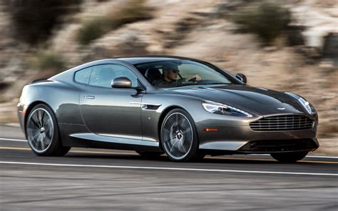 2016 Aston Martin DB9 GT (US) - Wallpapers and HD Images