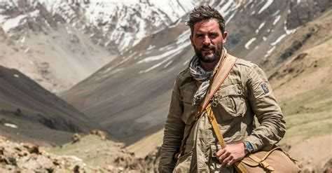Levison Wood   The 50 best travellers in the world   CN
