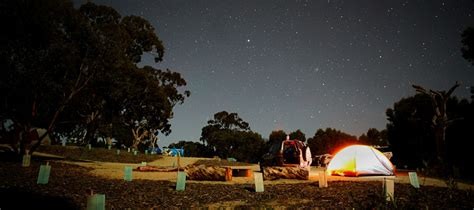 Your guide to camping at Onkaparinga River National Park