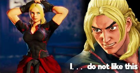 This mod makes Street Fighter 5: Champion Edition's Lucia
