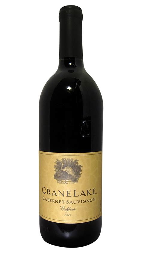CRANE LAKE CABERNET for only $4