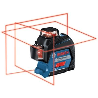 BOSCH GLL3-300 360 Three-Plane Leveling and Alignment-Line
