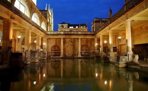 Torchlit Visit and Dinner Package   The Roman Baths