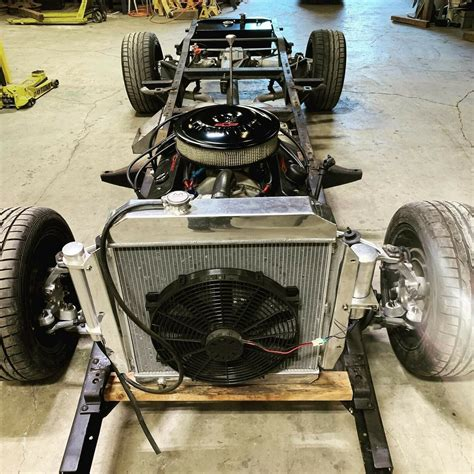 1955-1959 Chevy Truck or (Apache) Chassis ONLY - ROLLER