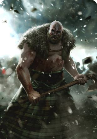 Berserker (gwent card) - The Official Witcher Wiki