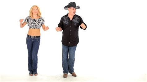 How to Do the Cupid Shuffle | Line Dancing - YouTube