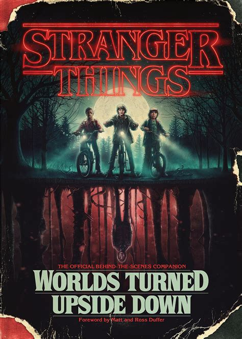 Netflix: New Stranger Things book takes you back to the '80s