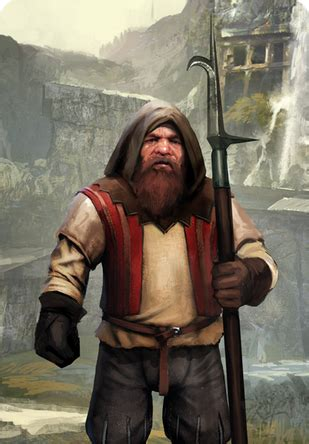 Dwarven Skirmisher (gwent card) - The Official Witcher Wiki