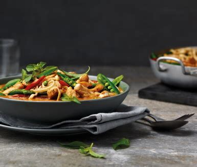Paneng Red Curry   Recept ICA