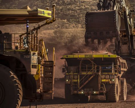 Caterpillar and Fortescue Moving Forward with Expansion of