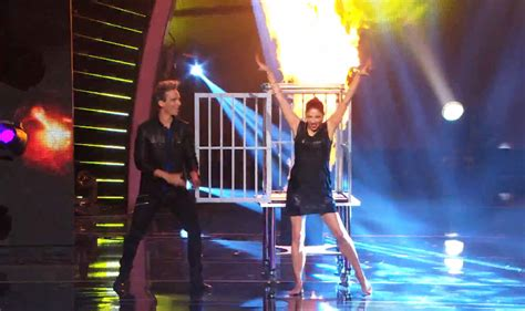 Magic by Leon Etienne and Romy Low - America's Got Talent 2013