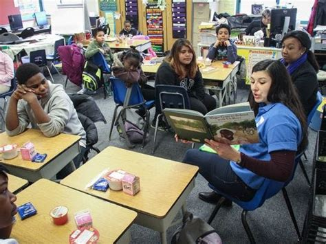 Foundation, APP read to Asbury Park students