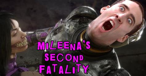 Before you face off with Mileena in Mortal Kombat 11