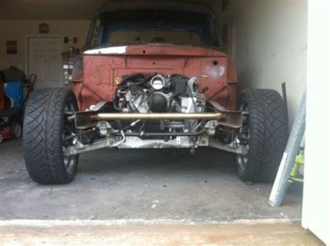 Buy used 1955 Ford F100 Project in Wonder Lake, Illinois
