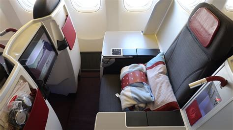 Austrian Airlines Boeing 777 Business Class Sri Lanka to