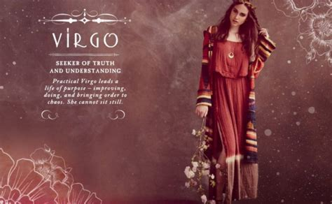 Astrology And Fashion, The Free People Zodiac Photo Shoot