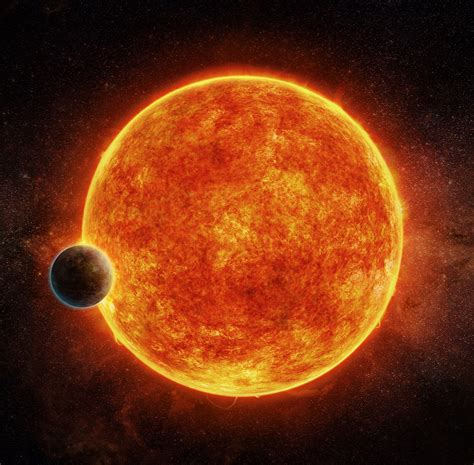 New rocky planet discovered 39 light years away from our