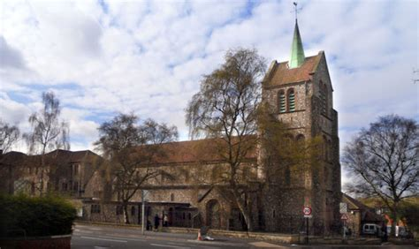 Greyfriars Church 2020, #4 top things to do in reading