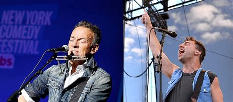 Bruce Springsteen and Bleachers take nostalgic 'Chinatown