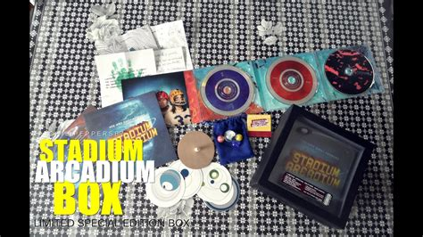 Red Hot Chili Peppers - Stadium Arcadium Limited Special