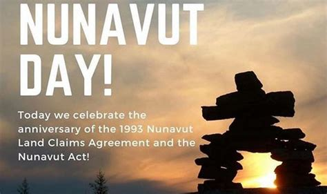 Nunavut Day 2020: What The Day is All About And Why it is