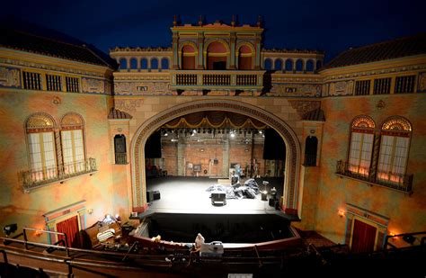 Polk Theatre getting its luster back with help of state