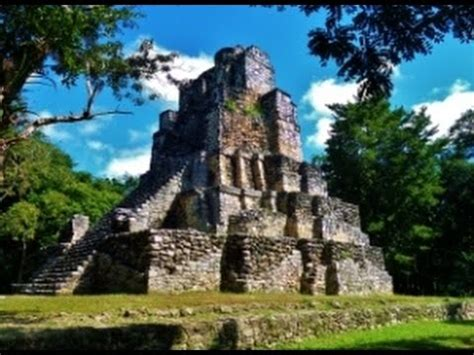 See Muyil Mayan Ruins without tons of tourist! - YouTube