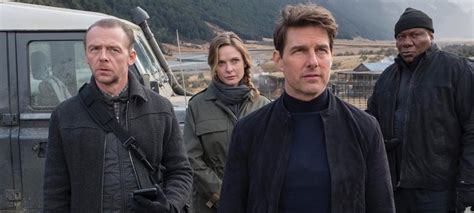 First Look: Tom Cruise Shares 'Mission: Impossible 6' Cast