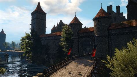 Oxenfurt Gate - The Official Witcher Wiki