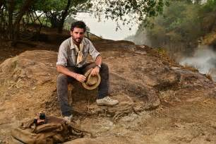 Levison Wood who makes Bear Grylls look a wimp   Daily