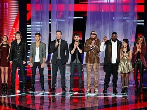 The Voice Results: The Top 6 Are … - The Hollywood Gossip