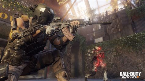 First CoD: Black Ops III PC Screenshots Released, Shows