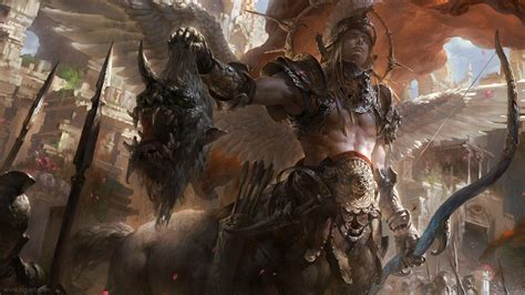 Epic Fantasy Illustrations Of The Zodiac Signs By